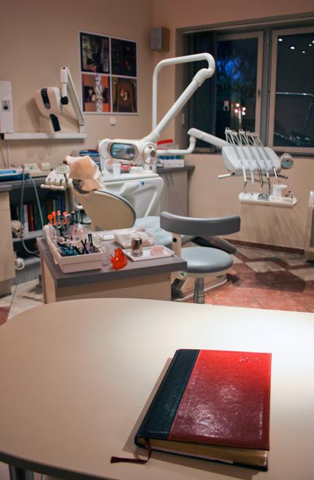Dr. Lányi Krisztina fogász - rendelő